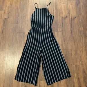 Striped Gianni Bini Jumpsuit
